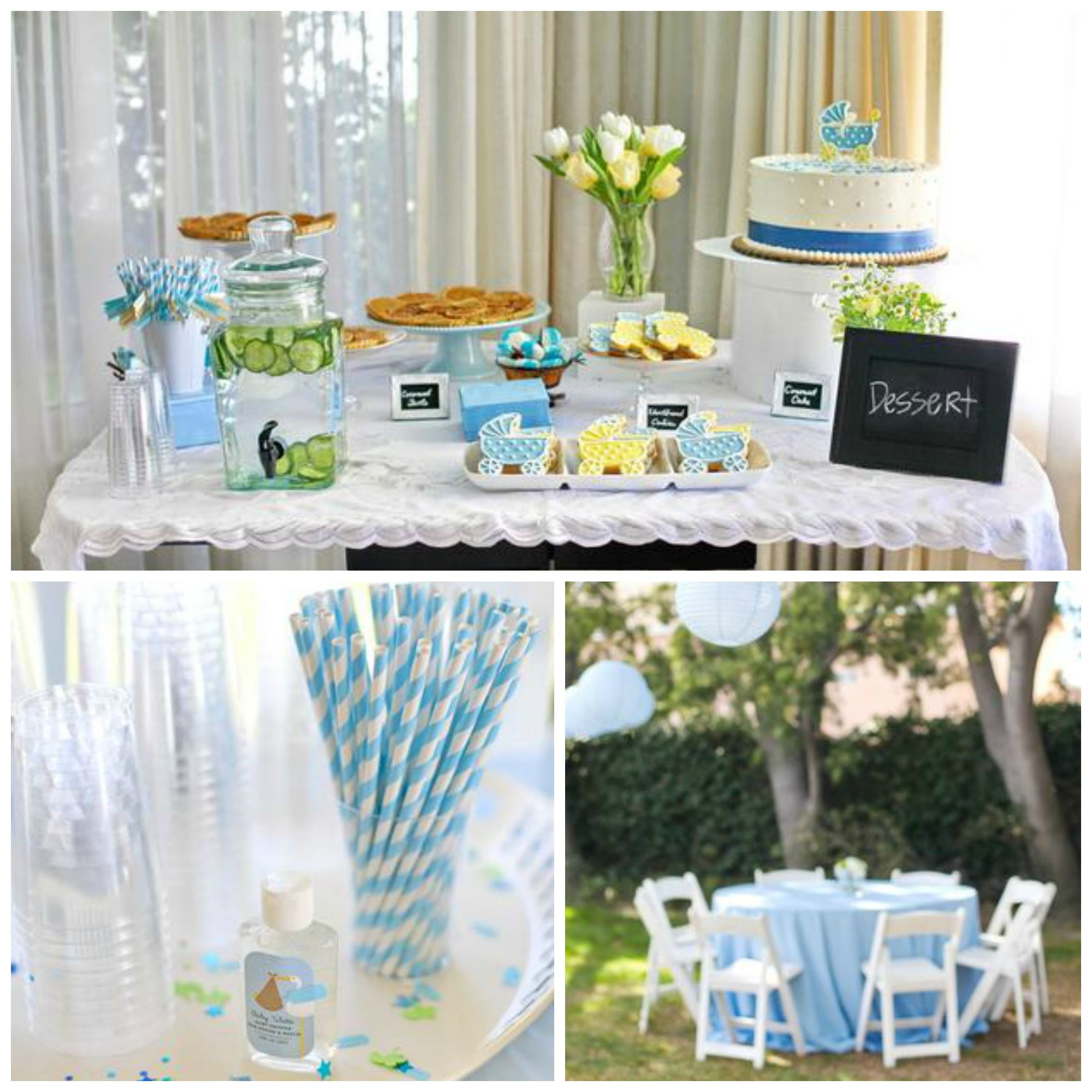 Outdoor Baby Shower (boy) U003c3