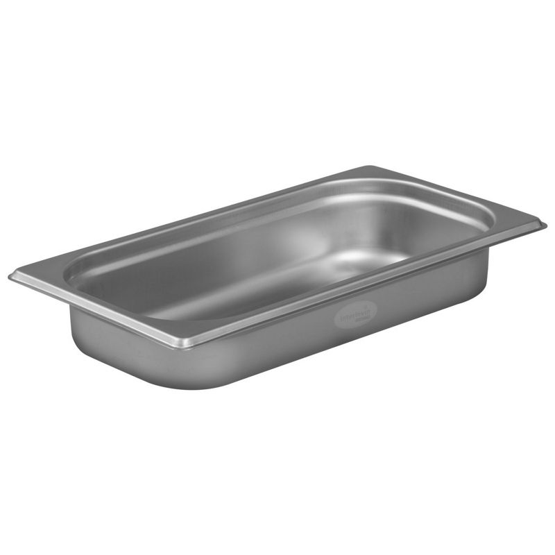 1 3 Gastronorm 40mm Deep Stainless Steel Food Containers And Pan Fit My Kitchen In 2020 Stainless Steel Food Containers Food Containers Steel