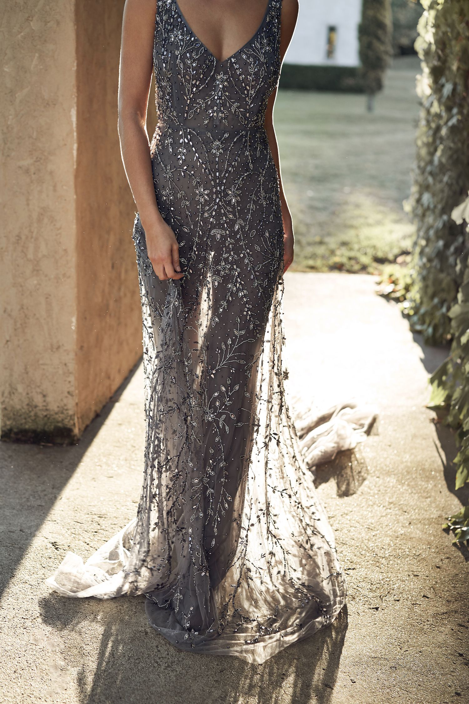 Anna Campbell Lumiere Bridal Collection Making A Wedding Dress