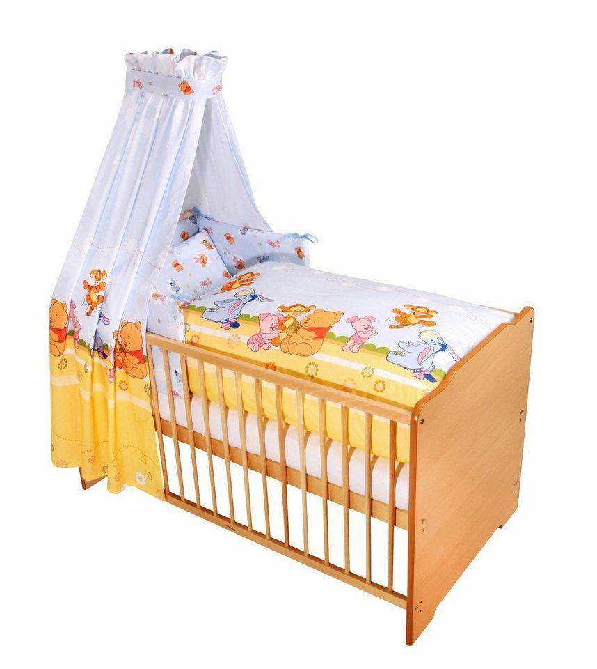 Bettwäsche Winnie Pooh 3 Teilig Bettausstattung