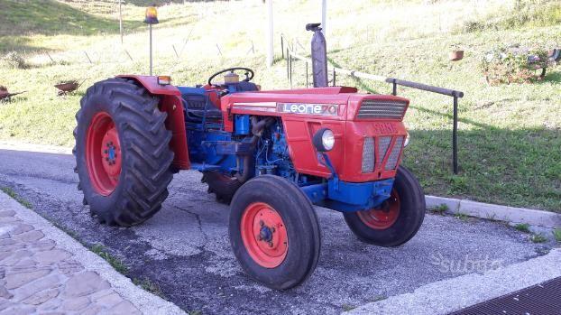 Trattore Same Leone 70 Trattori Agricoli Subito It Tractors