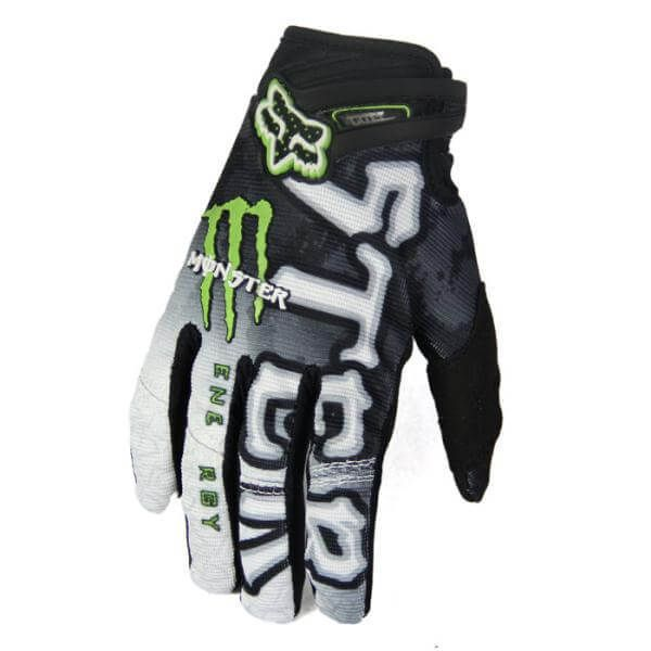 Fox Monster Energy Gloves Freestylecycling Com Monster Energy Gloves Bmx Gear
