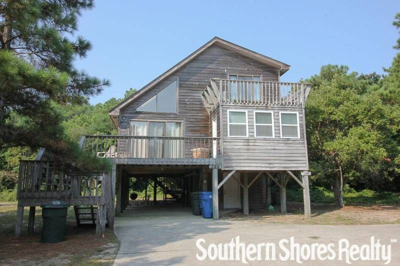 M & M: 3 BR / 2 BA westside in Southern Shores,... - HomeAway Duck
