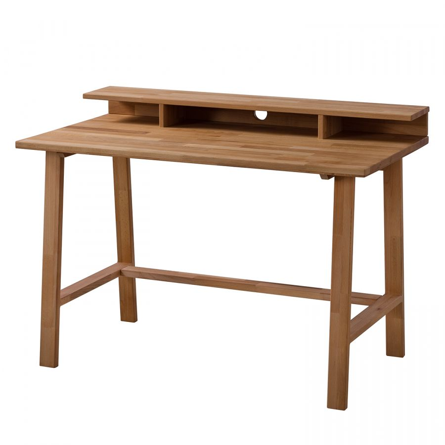 sekretar lampangwood buche massiv desk office furniture