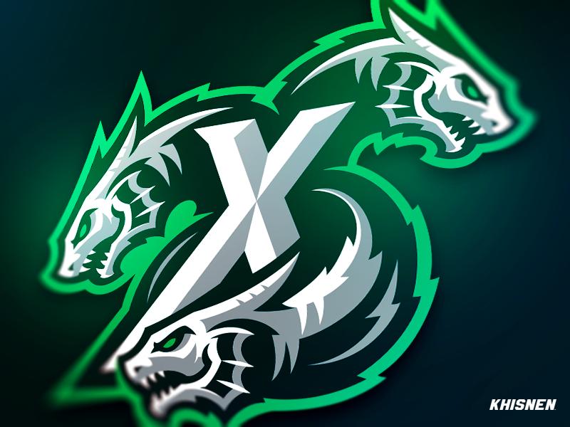 Hydra Animal Logo Brand Logo Design Art Photo Logo Design