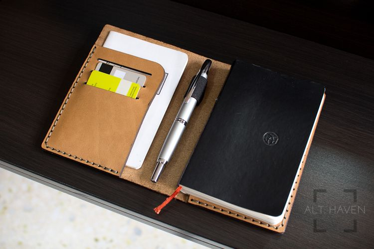 Review Galen Leather Field Notes Cover  Fields Note And Kydex