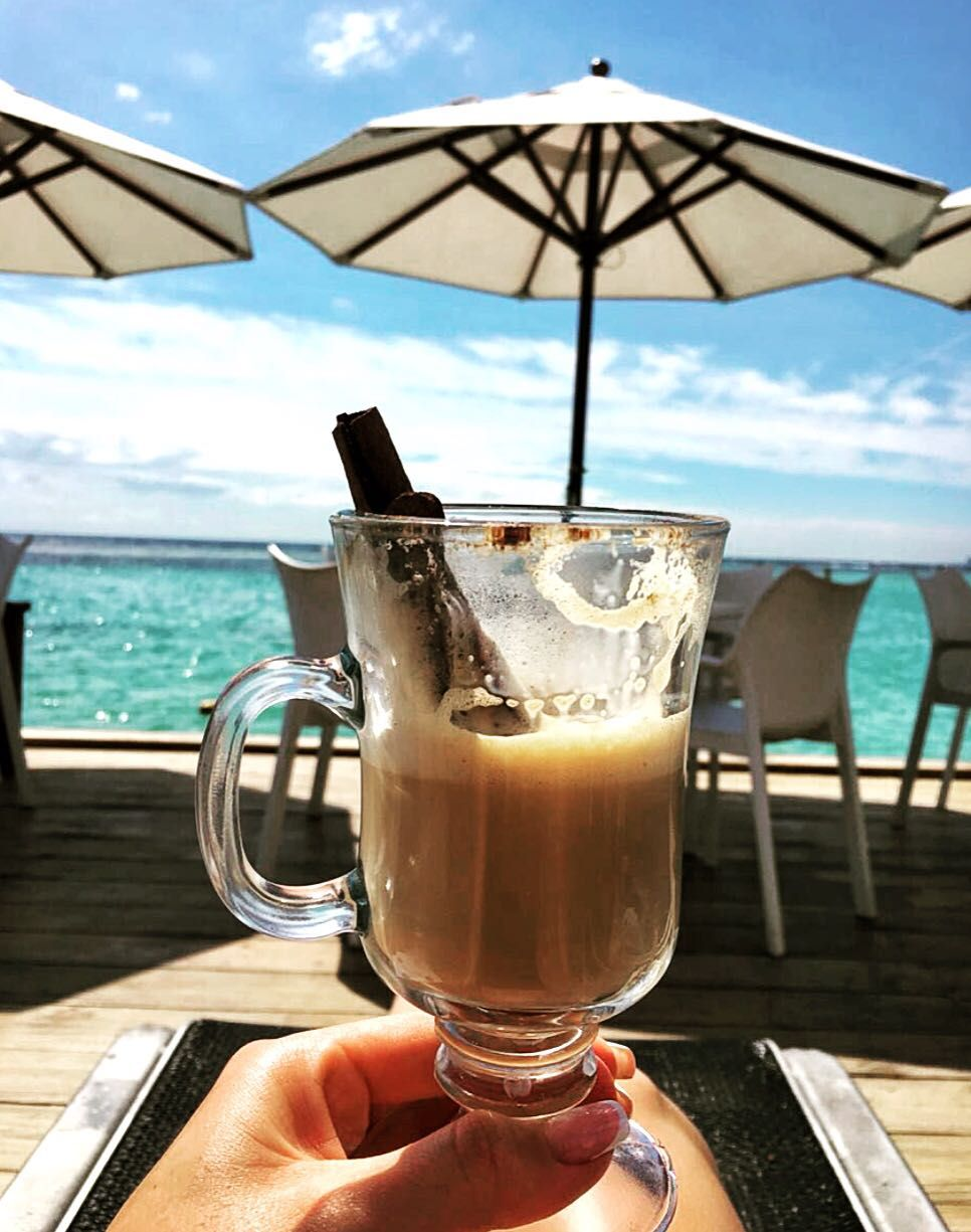 Need a pickmeup after an afternoon lazing on the beach
