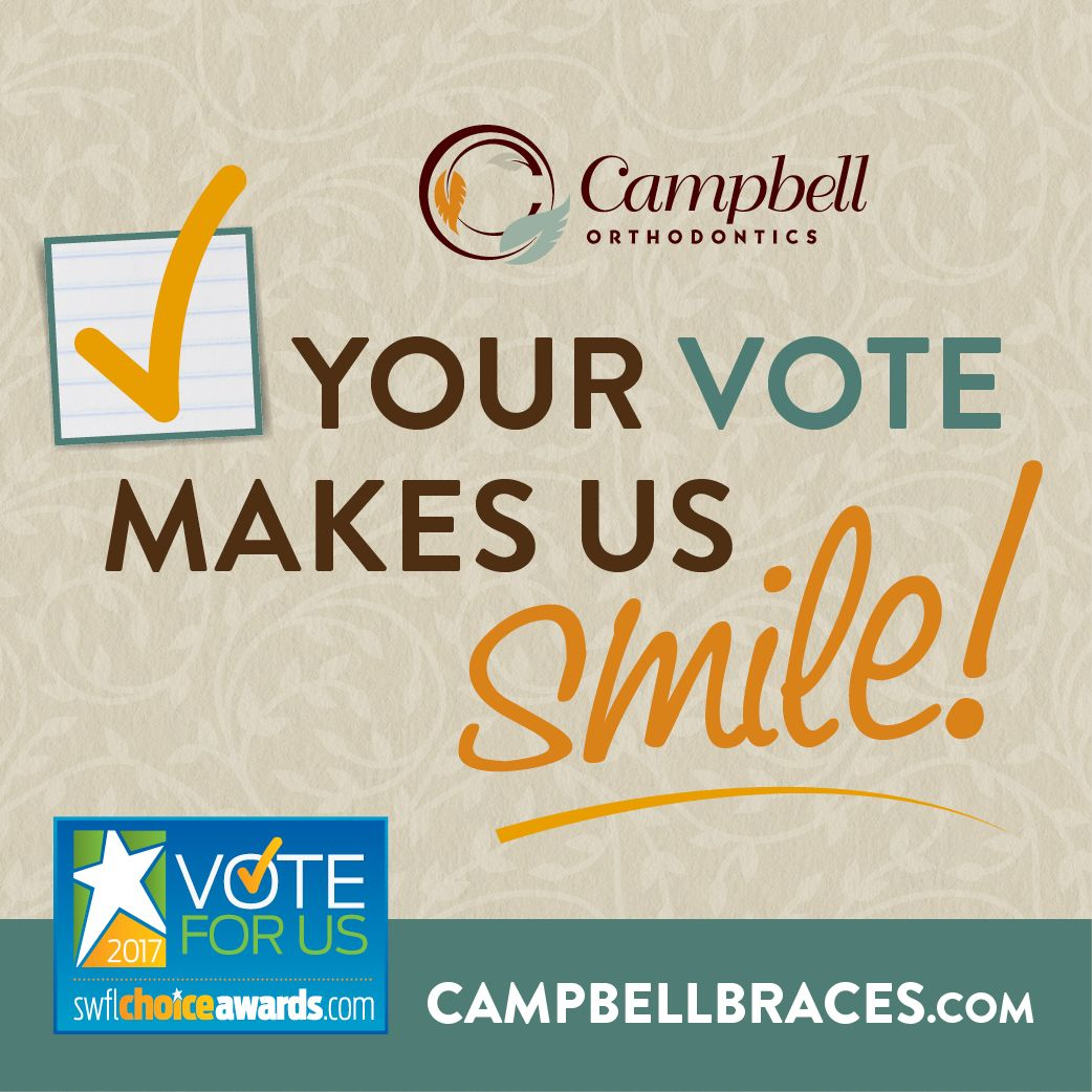 Campbell orthodontics promotions image by campbell