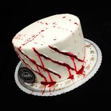 horror cake - Google Search