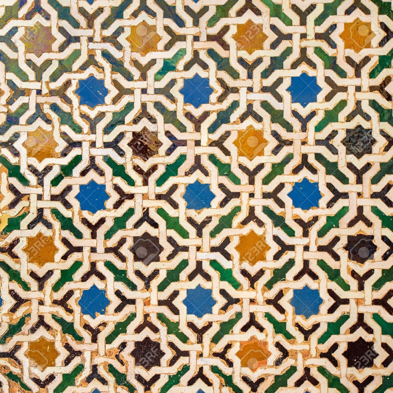 alhambra pattern - google zoeken | islamic patterns | pinterest