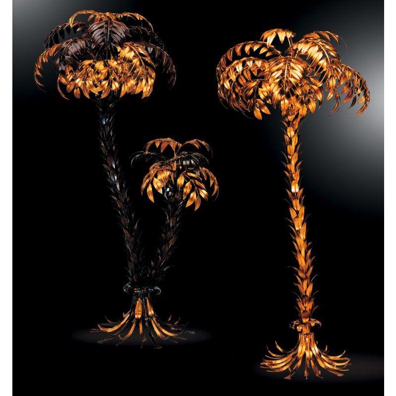 Lamp Hans Kogl Palmen Palmtree