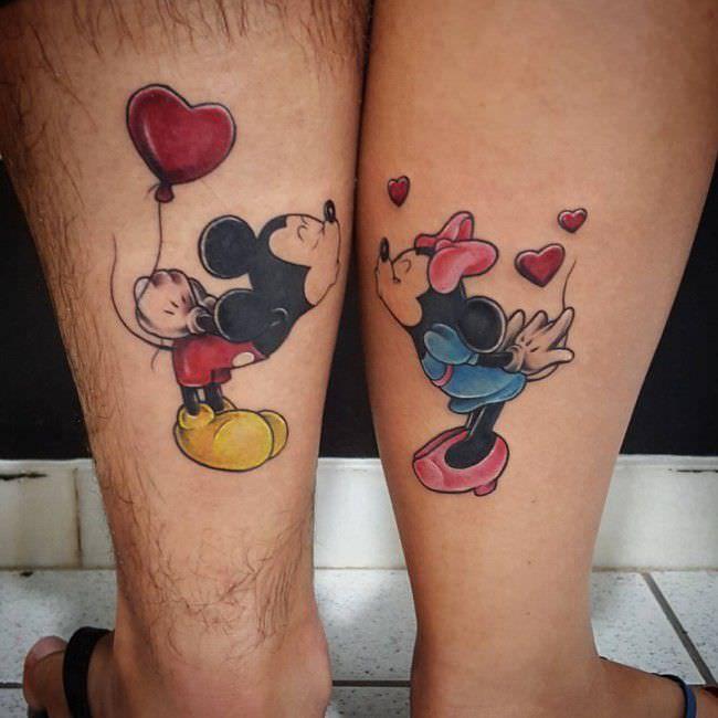 175 Tatuajes Para Parejas, originales y románticos Tatoo and Tattoo - tatuajes para parejas