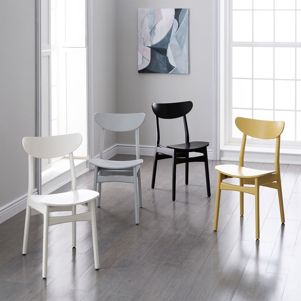 Clic Café Dining Chair Lacquer Wood