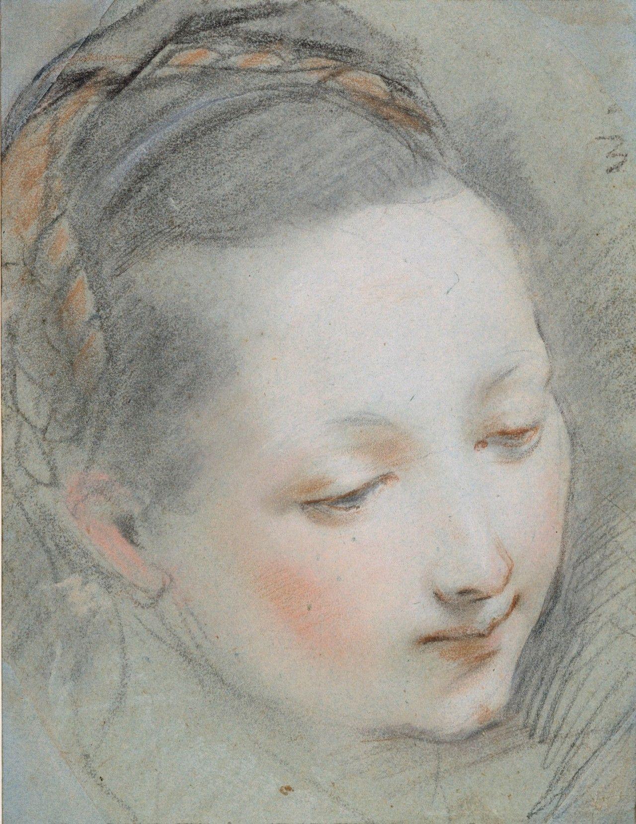 Картинки по запросу rosalba carriera drawing