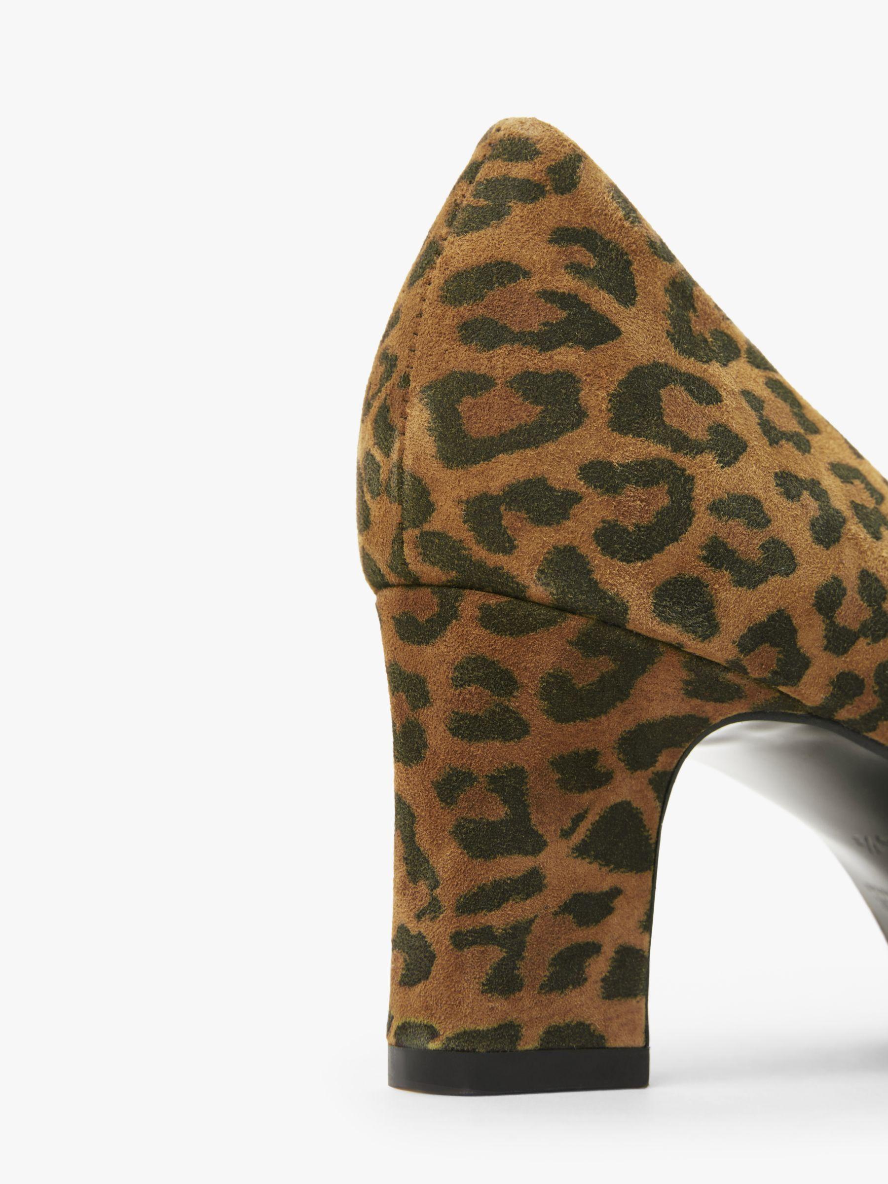 Peter Kaiser Mahirella Mid Heeled Court Shoe
