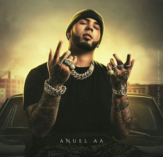 Pin By Clarissahernandez7 On Anuel Aa Bae Wallpaper Giselle