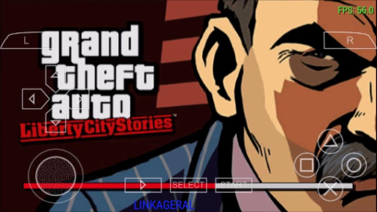 Gta Liberty City Stories Para Android Com Ppsspp Con Imagenes