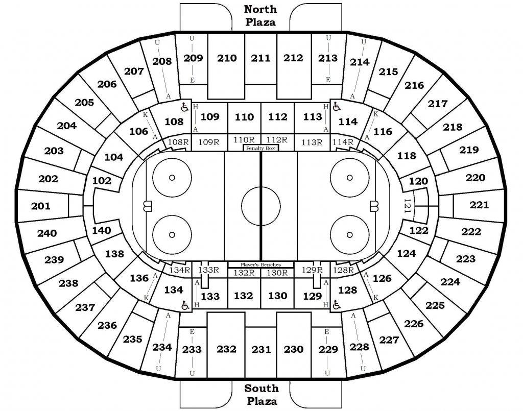 The Stylish North Charleston Performing Arts Center Seating Chart Di 2020