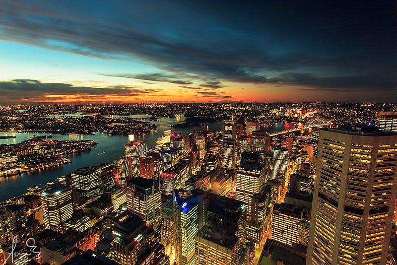 Sydney - Dünyanın En Pahalı Şehirleri