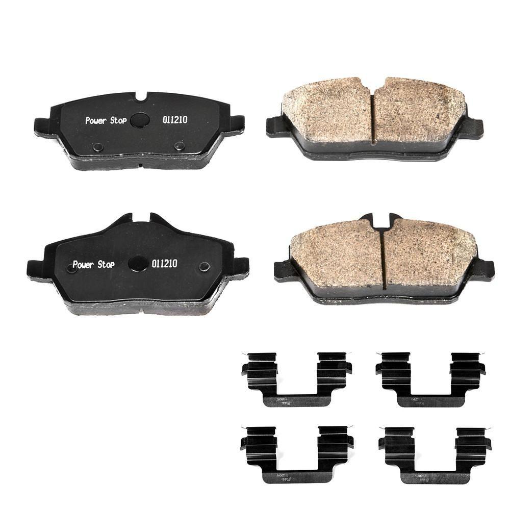 Power Stop Disc Brake Pad Set 17 1308 Brake Pads Ceramic Brakes Ceramic Brake Pads