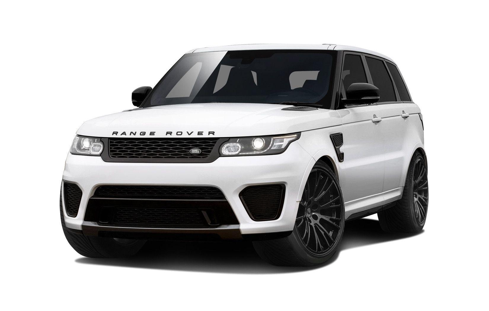 20142015 Land Rover Range Rover Sport Vaero SVR Look Body