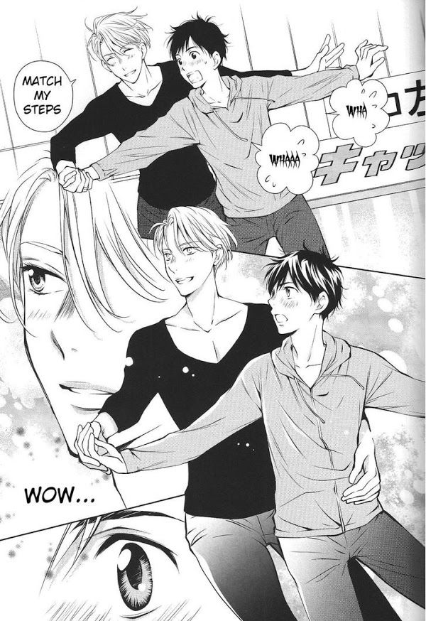 Yuri On Ice Manga : manga, Yuri!!!, Vol.1, Yuri,, Manga,, Manga, Pages