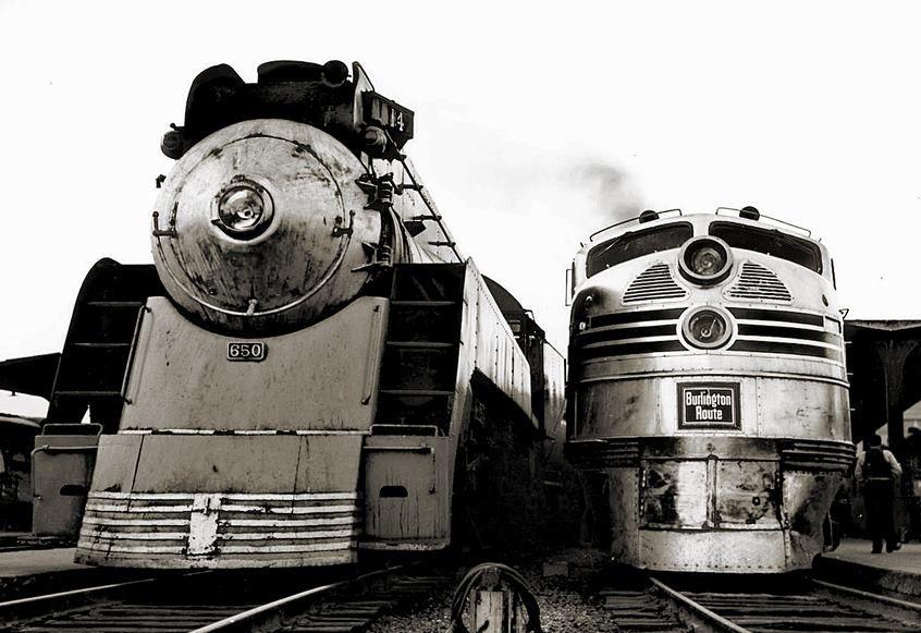 1950's Union Station, Dallas, TX