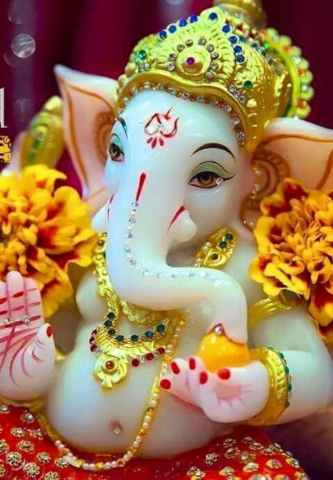 Ganapati Ganesh Wallpaper Lord Ganesha Paintings Ganesha