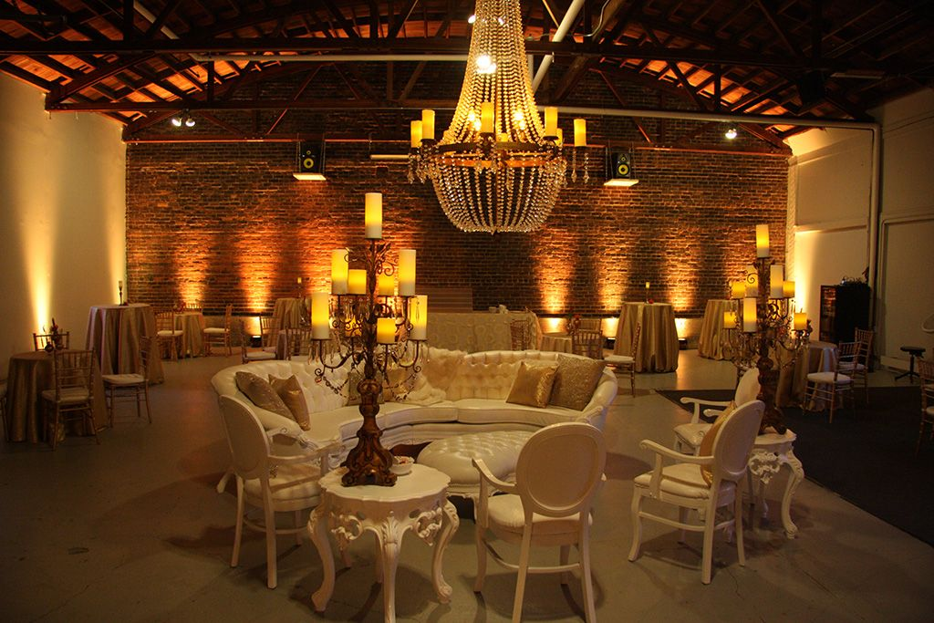 wedding reception restaurants mn%0A Linen Effects Client Appreciation Party at     Studios in Minneapolis