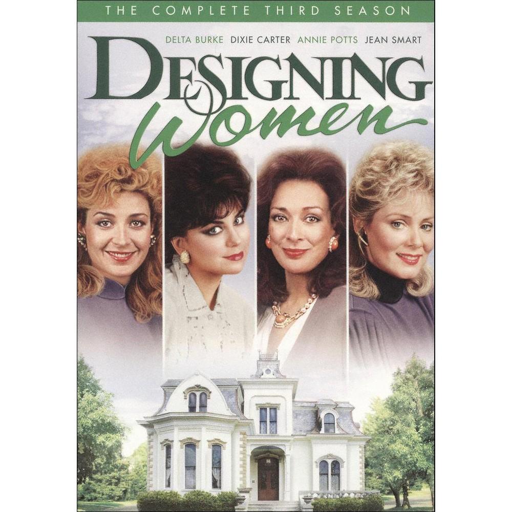 Designing Women: The Complete Third Season [4 Discs]