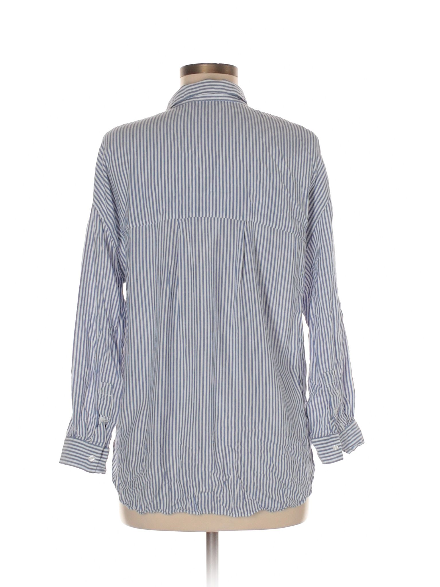56a55324 Long Sleeve Button-Down Shirt | Products | Blu