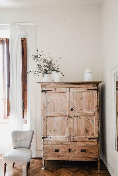 alter Schrank ) Schlafzimmer Pinterest Interiors, Farmhouse