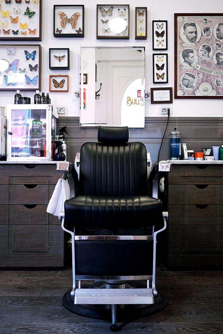 Bufffrog barber shop milano man style barber shop for Milano design shop