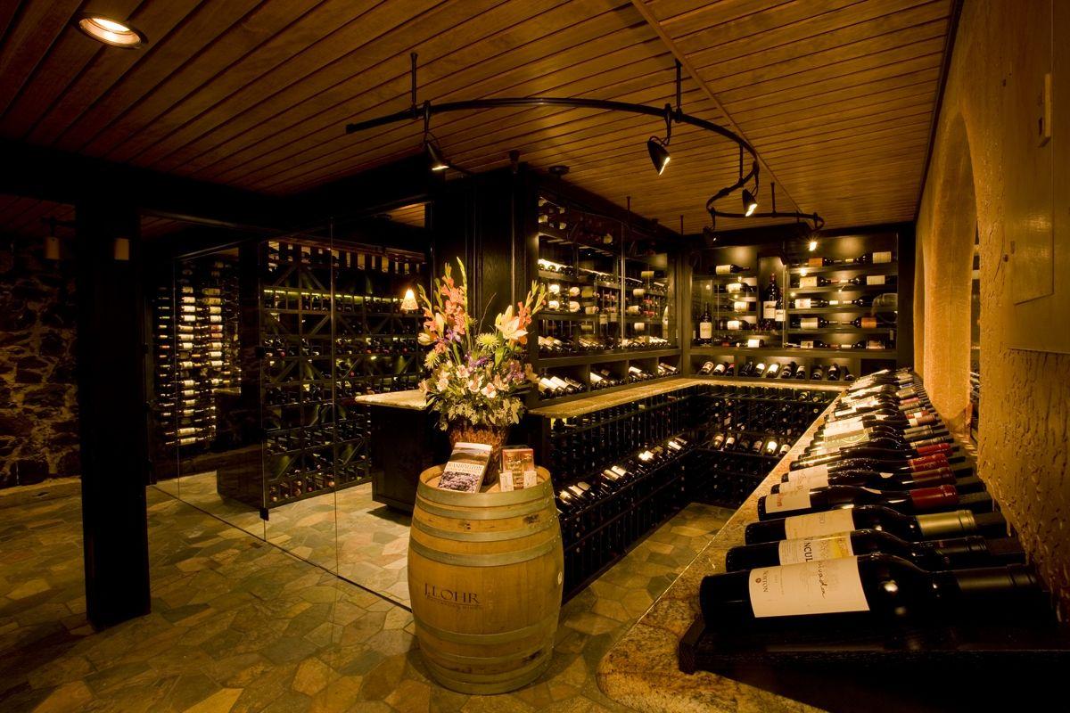 Wine Cellar Restaurant Wine Cellar Wine Room Contemporary Wine