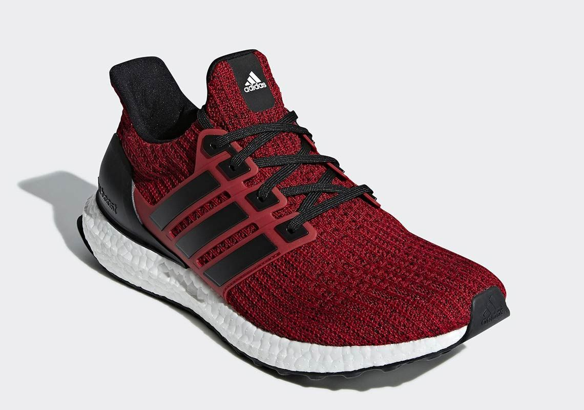 More Red Hits Arrive On The adidas Ultra Boost 4.0  51bed23444