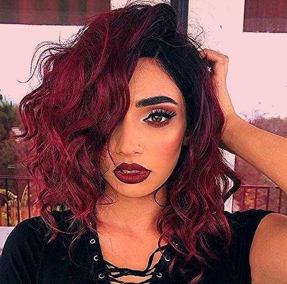 Die besten Frisuren und Farben der Frauen von 2019 - Mode Und Outfit Trends