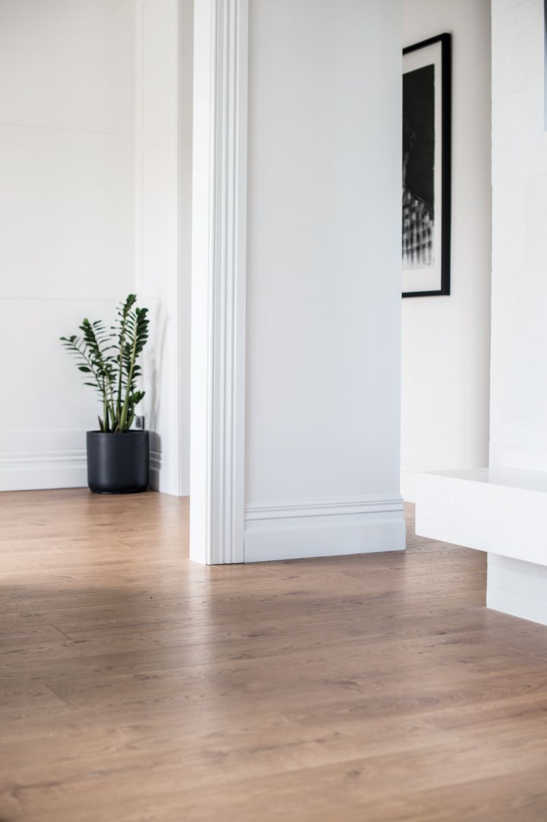 Godfrey Hirst Vue Laminate Flooring in colour Mountain Oak