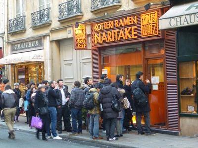 Kotteri Naritake Ramen, 31 rue des Petits-Champs, 75001 Paris Métro : Bourse / Opéra / Pyramides Horaires : 11h30 à 14h30 / 18h30 à 22h30 / Fermé le samedi (matin et soir) et dimanche soir