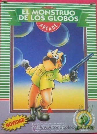 El Monstruo de los Globos [NES PAL ESPAÑA]