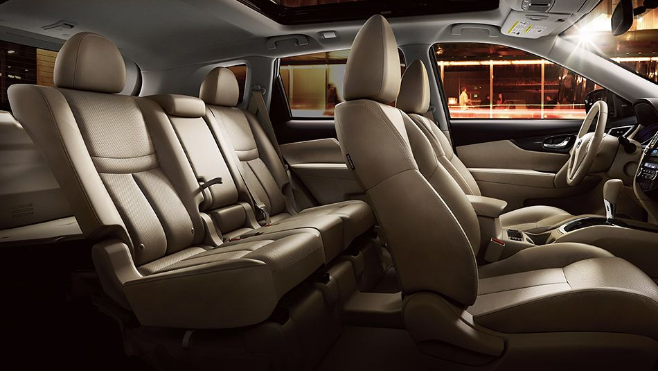 See The All New 2015 Nissan Rogue From All Angles Nissan Rogue Nissan Rogue Interior Nissan