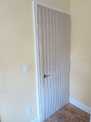 Door Soundproofing Cover Soundproof Room Sound Proofing