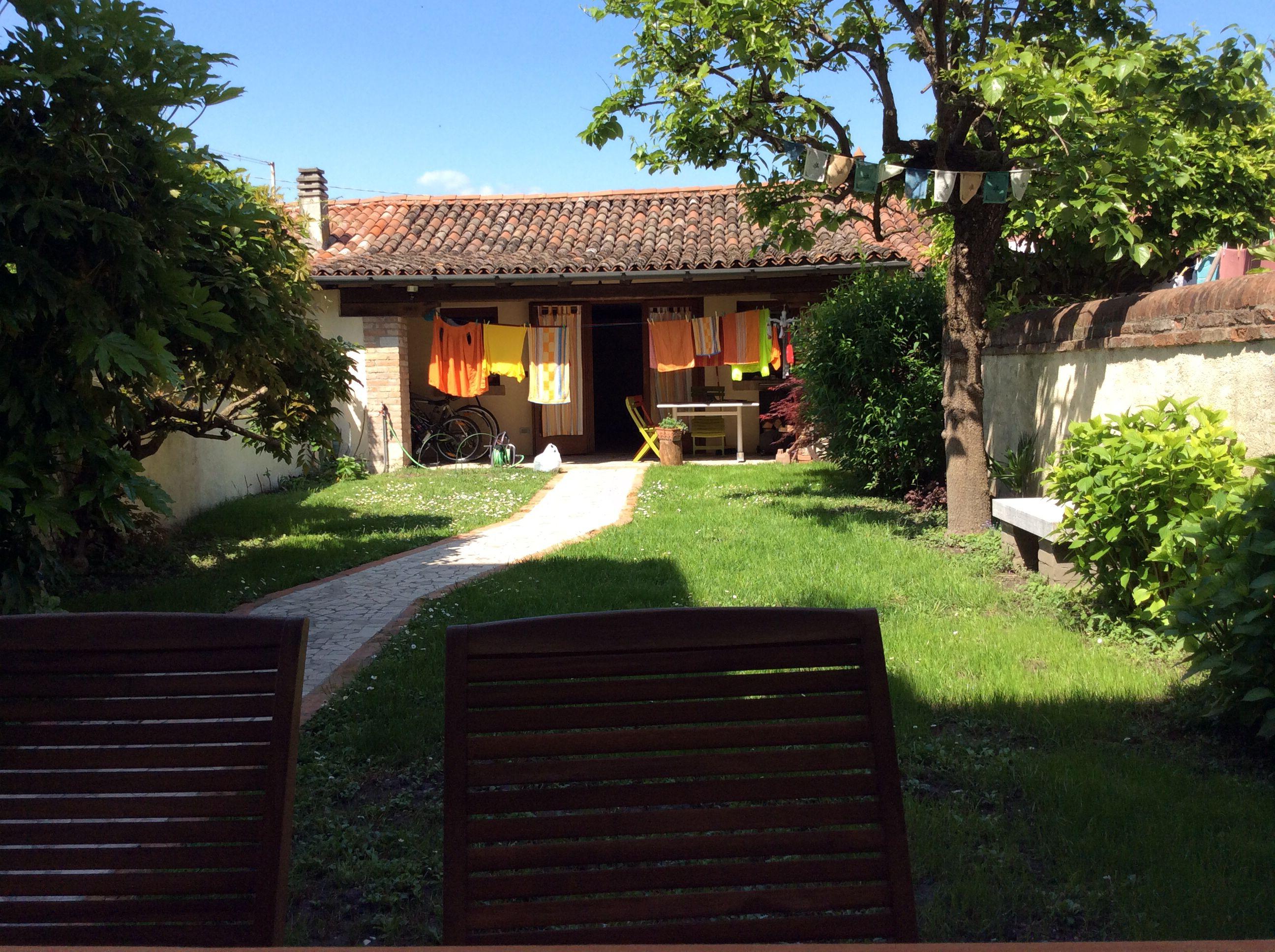 piccolo giardino di casa veneta del 1600 | small garden ... - Piccolo Giardino In Casa
