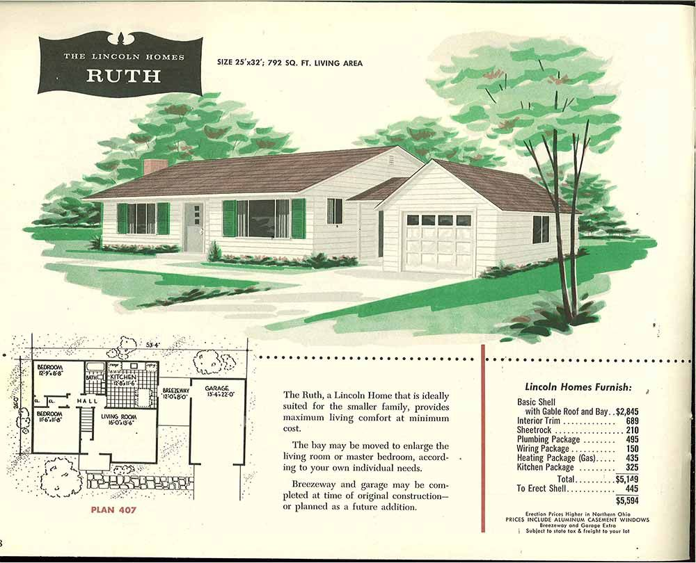 Factory built houses: 28 pages of Lincoln Homes from 1955 ... on townhouse luxury interior, townhouse plans for narrow lots, townhouse rentals, townhouse blueprints, garage apartment plans, 2 car garage duplex plans, townhouse design, townhouse home plans with basement, townhouse construction, townhouse renderings, townhouse deck plans, townhouse master plan, townhouse drawings, townhouse elevations, townhouse layout, townhouse community,