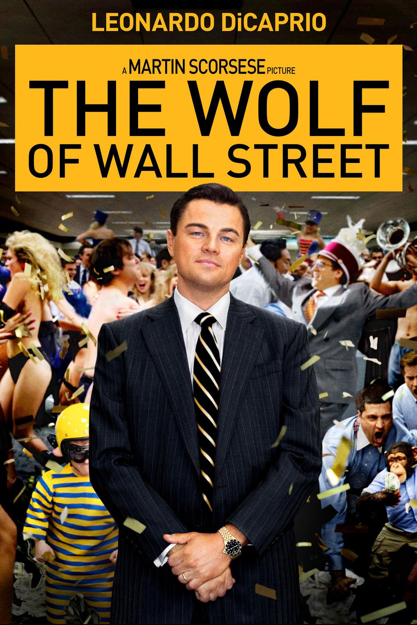 The Wolf Of Wall Street Wolf Of Wall Street Terence Winter Wall Street
