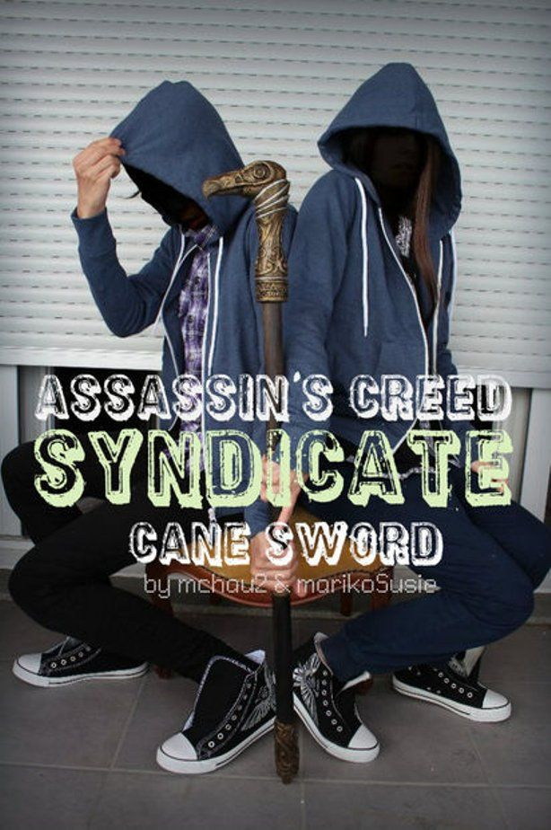 Assassin's Creed Syndicate Cane Sword Replica