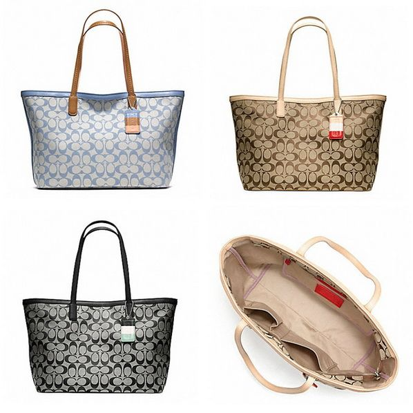 f52ca7e5 Coach Totes and Business Bags for Women | It's in the Bag! | Coach ...