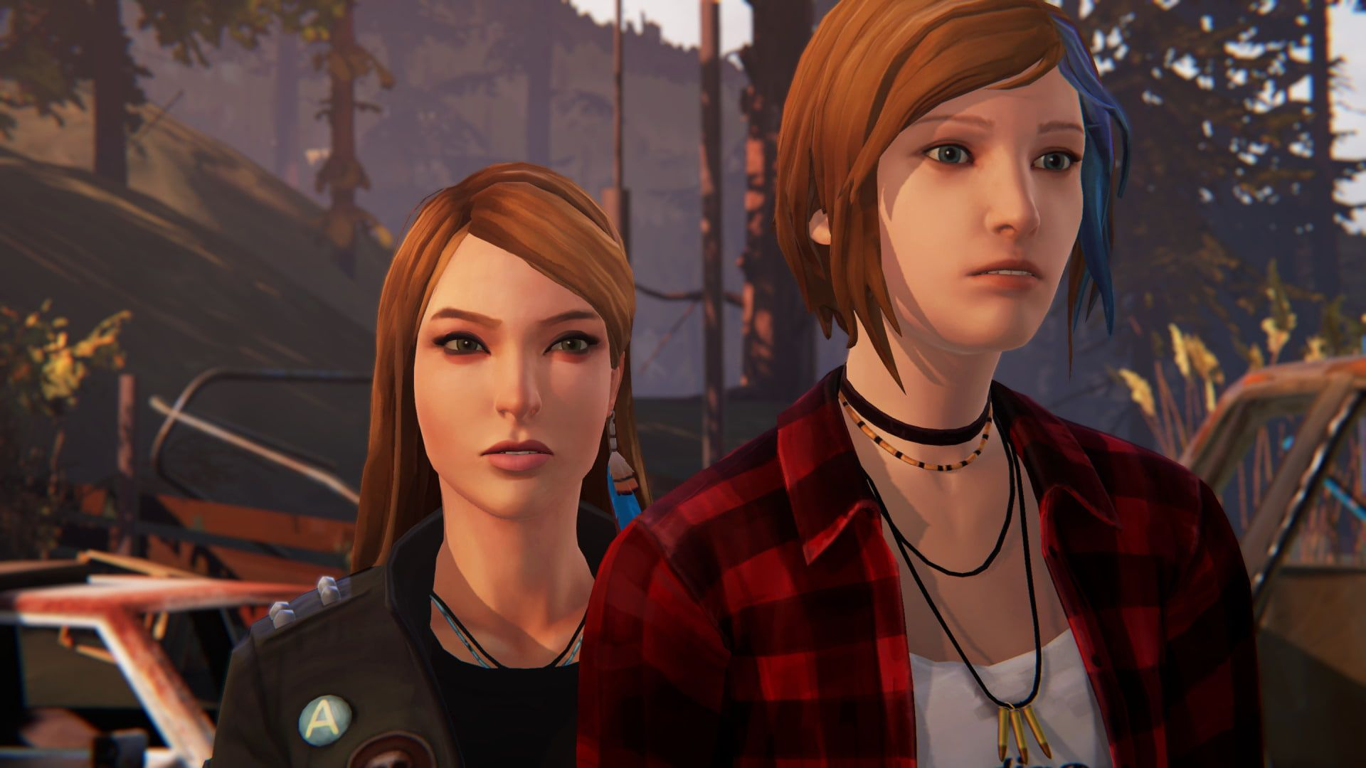 Life Is Strange Life Is Strange Before The Storm Chloe Price Rachel Amber 1080p Wallpaper Hdwallpaper Desktop Chloe Price Life Is Strange Chloe