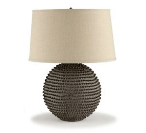 Gregorius Pineo cast bronze table lamp