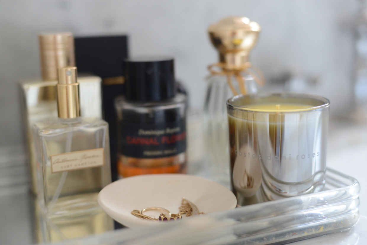 Five things perfume tray trays and bedrooms