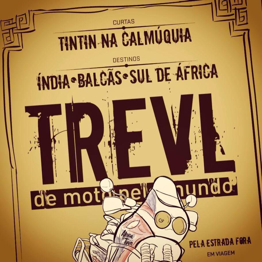 Conheça por onde a TREVL anda e os destinos das histórias que contamos.